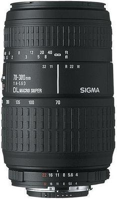 Sigma 70-300mm F4-5.6 DG MACRO (Pentax)