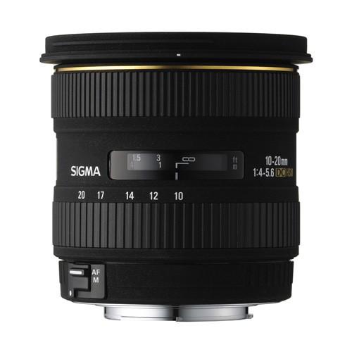 Obiettivo Sigma 10-20mm f/4-5.6 EX DC HSM (Canon)