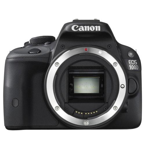 Fotocamera Digitale Reflex Canon EOS 100D Body (Solo Corpo Macchina) Black