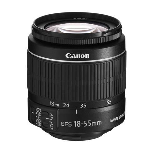 Obiettivo Canon EF-S 18-55mm f/3.5-5.6 IS II