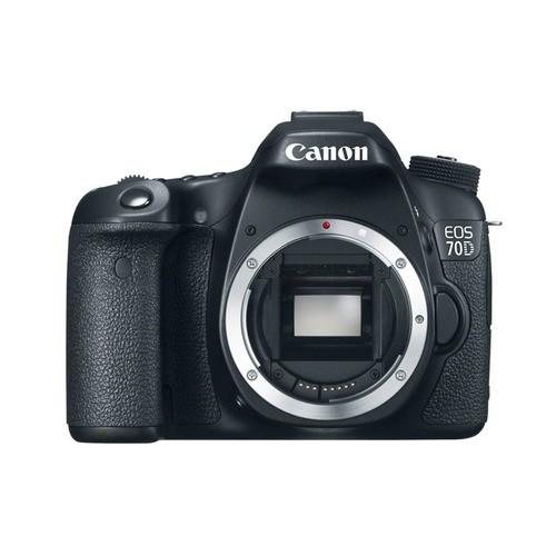Fotocamera Digitale Reflex Canon EOS 70D Body (Solo Corpo Macchina) Black