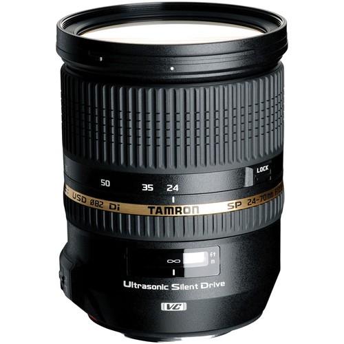 Obiettivo Tamron SP 24-70mm f/2.8 Di VC USD (Nikon)
