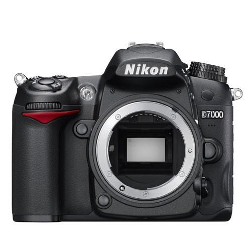 Fotocamera Digitale Reflex Nikon D7000 Body (Solo Corpo Macchina) Black