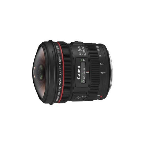Obiettivo Canon EF 8-15mm f/4 L USM Fisheye