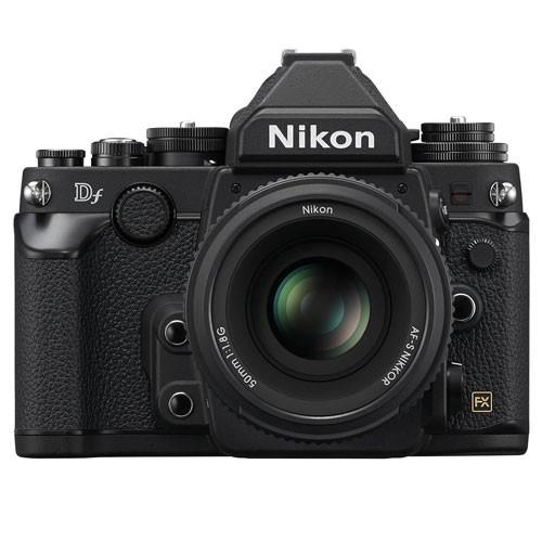 Fotocamera Digitale Reflex Nikon Df Kit + 50mm Black