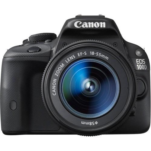 Fotocamera Digitale Reflex Canon EOS 100D Kit + 18-55mm DC III