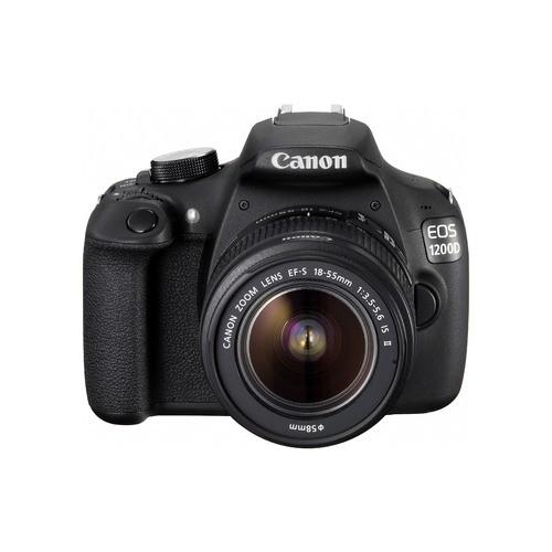 Fotocamera Digitale Reflex Canon EOS 1200D Kit + 18-55mm IS STM