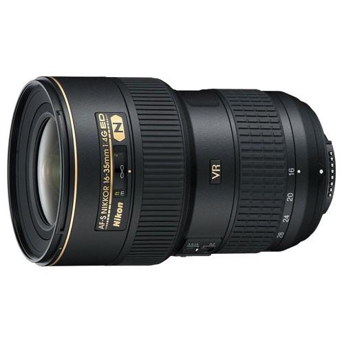 Obiettivo Nikon Nikkor AF-S 16-35mm f/4G ED VR