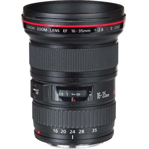 Obiettivo Canon EF 16-35mm f/2.8 L II USM