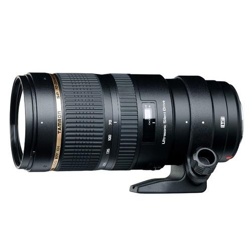 Obiettivo Tamron SP 70-200mm f/2.8 Di VC USD (A009) (Canon)