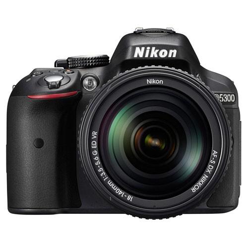 Fotocamera Digitale Reflex Nikon D5300 Kit + 18-140mm Nikon VR