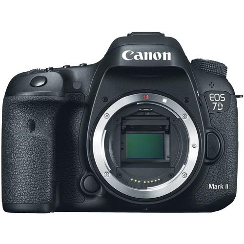 Fotocamera Digitale Reflex Canon EOS 7D Mark II MK II Body (Solo Corpo Macchina) Black