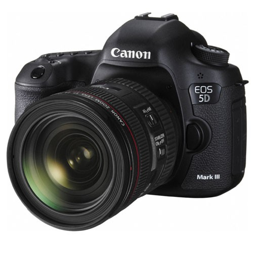 Canon EOS 5D Mark III Kit + 24-70mm IS USM