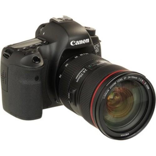 Fotocamera Digitale Reflex Canon EOS 6D Kit + EF 24-70mm f/4.0 L IS USM