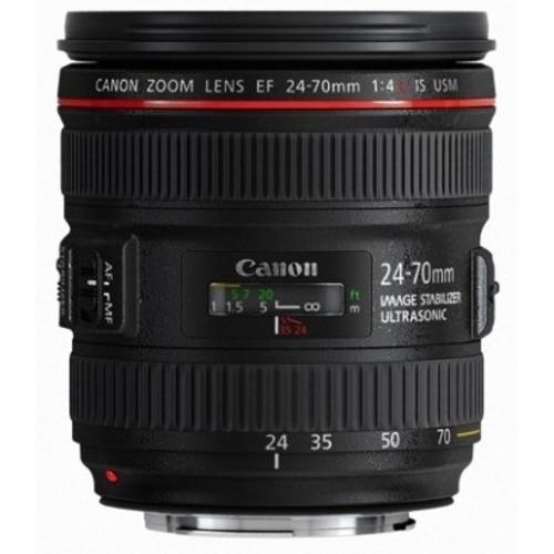 Obiettivo Canon EF 24-70mm f/4.0L IS USM