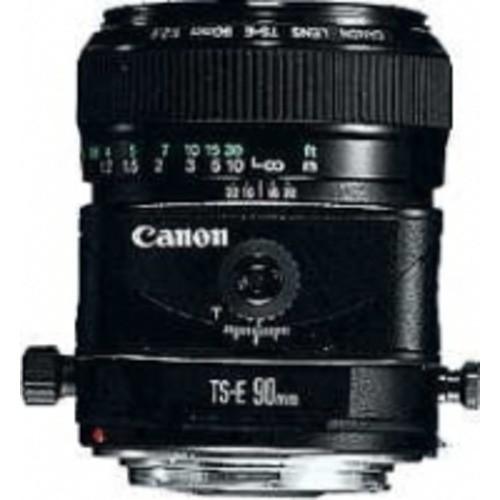 Obiettivo Canon TS-E 90 mm f/2.8