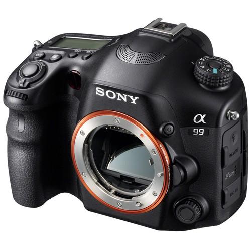 Sony A99 (Alpha 99) Body Solo Corpo Macchina SLT-A99V Black (Menù Inglese)