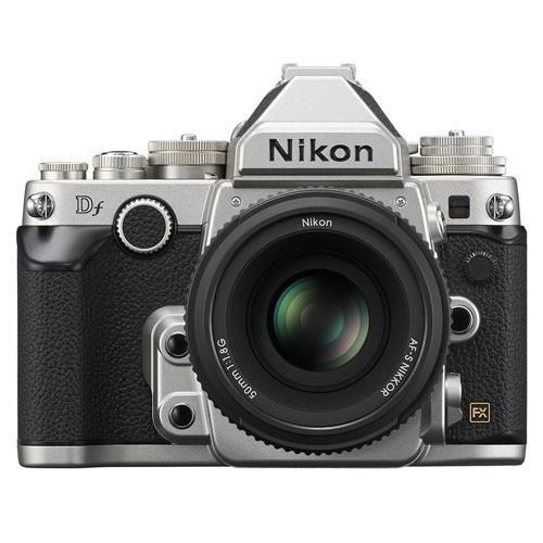Fotocamera Nikon Df Silver + AF-S 50mm f/1.8 G