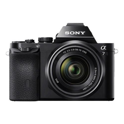 Sony A7 (Alpha 7) Kit 28-70mm ILCE-7KB Black