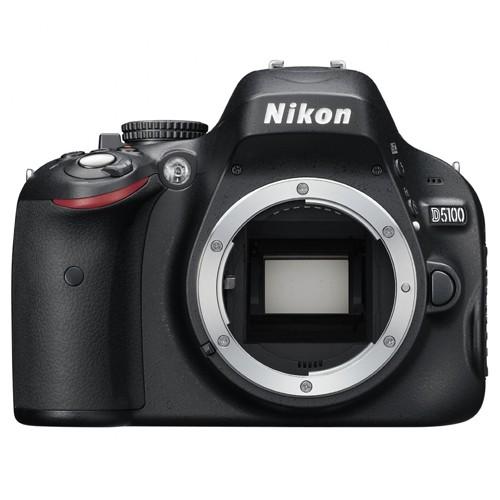 Nikon D5100 Body (Solo Corpo Macchina) Black