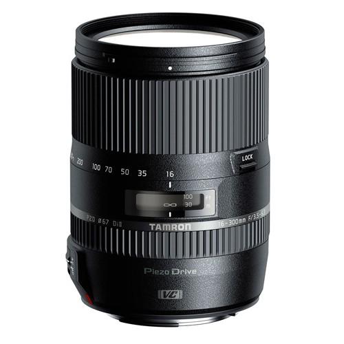 Obiettivo Tamron 16-300mm f/3.5-6.3 Di II VC PZD (B016) (Canon)