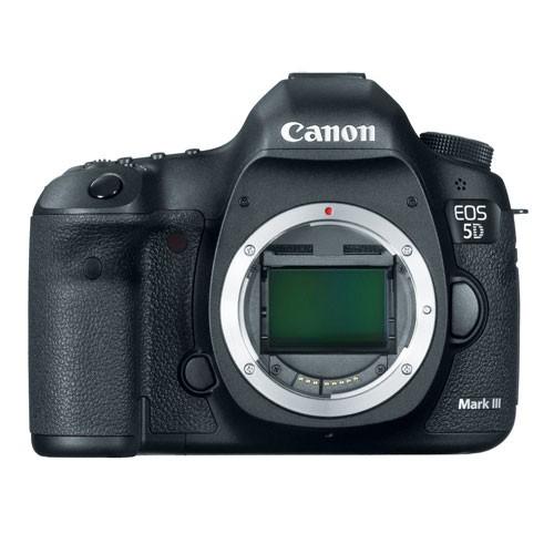 Fotocamera Digitale Reflex Canon EOS 5D Mark III MK III Body (Solo Corpo Macchina) Black