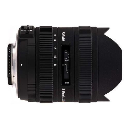 Obiettivo Sigma 8-16mm f/4.5-5.6 DC HSM (Canon)