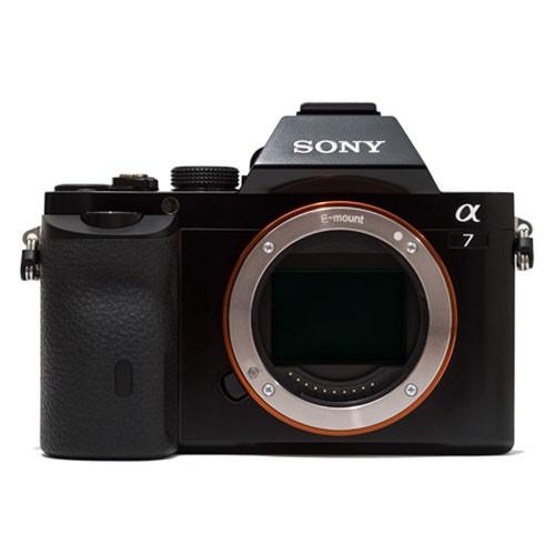 Fotocamera Mirrorless Sony A7R Body (Solo Corpo) ILCE-7R Black