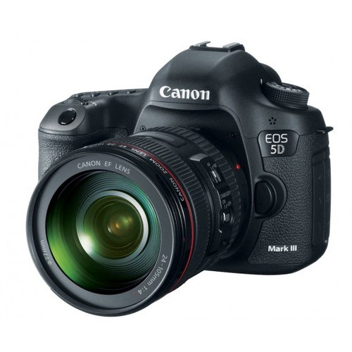 Fotocamera Digitale Reflex Canon EOS 5D Mark III Kit + EF 24-105mm f/4.0 L IS USM