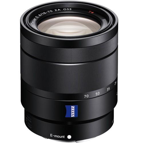 Obiettivo Sony SEL 16-70mm f/4 ZA OSS (SEL1670Z)