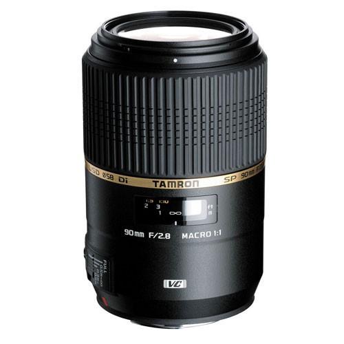 Obiettivo Tamron SP 90mm f/2.8 Di MACRO VC USD (F004) (Nikon)