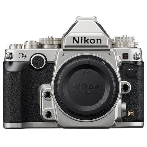 Fotocamera Digitale Reflex Nikon DF Body (Solo Corpo Macchina) Silver
