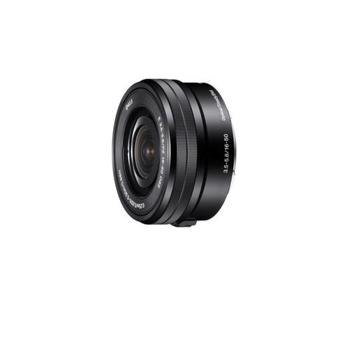 Obiettivo Sony SEL 16-50mm f/3.5-5.6 OSS PZ (SELP1650) E-Mount Black