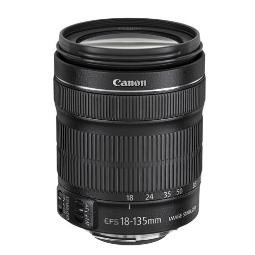 Obiettivo Canon EF-S 18-135mm f/3.5-5.6 IS STM