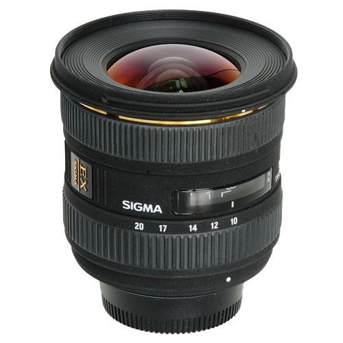Obiettivo Sigma 10-20mm f/4-5.6 EX DC HSM (Nikon)