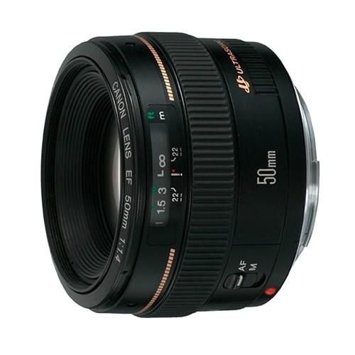 Obiettivo Canon EF 50mm f/1.4 USM