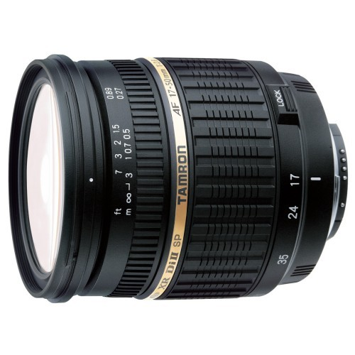 Tamron AF 17-50mm f/2.8 XR Di II LD (Nikon)