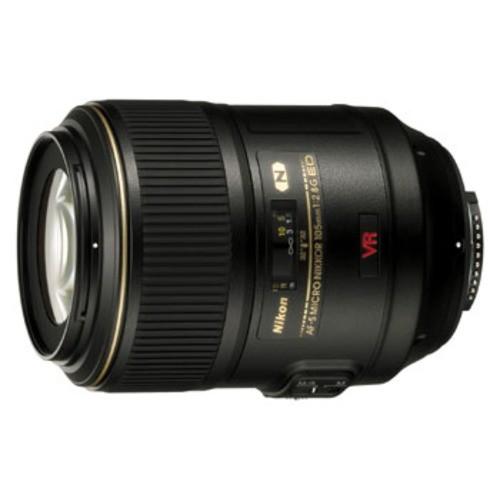 Obiettivo Nikon Nikkor AF-S 105mm f/2.8G VR Micro