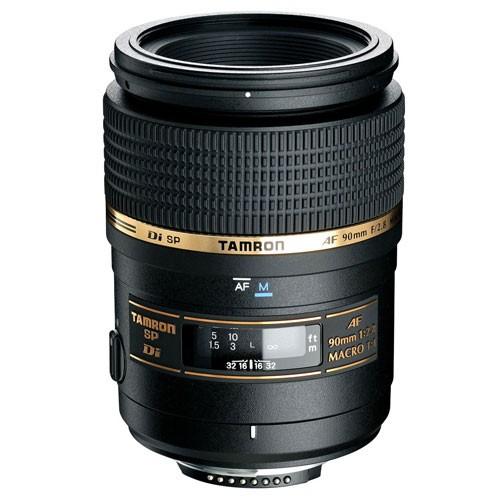 Obiettivo Tamron SP AF 90mm f/2.8 Di Macro 1:1 Lens (Nikon)