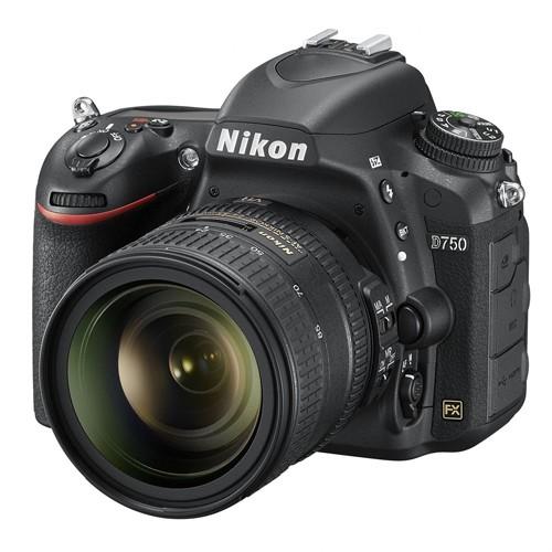 Fotocamera Digitale Reflex Nikon D750 Kit + 24-85mm Nikon VR
