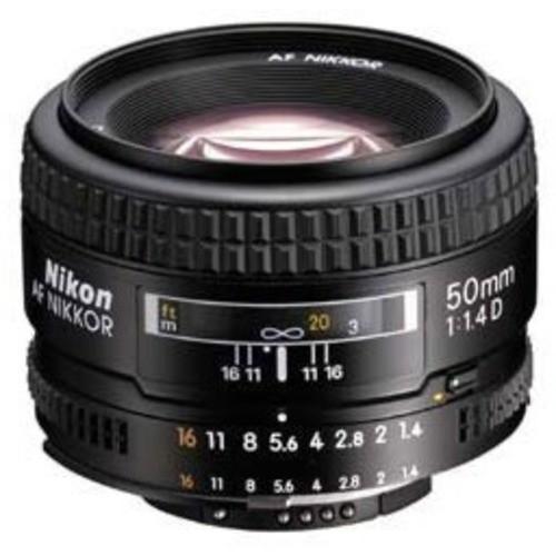 Obiettivo Nikon Nikkor AF 50mm f/1.4D