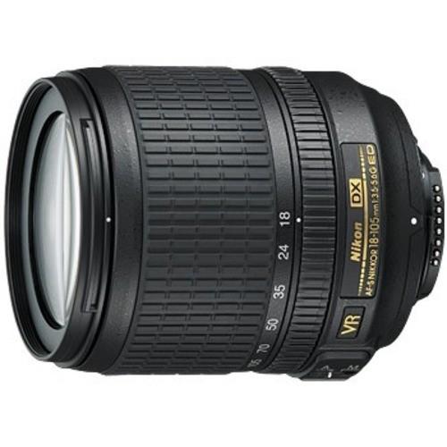 Obiettivo Nikon Nikkor AF-S DX 18-105mm f/3.5-5.6G ED VR