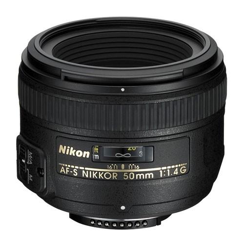 Obiettivo Nikon Nikkor AF-S 50mm f/1.4G