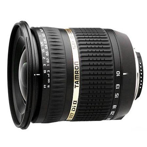 Obiettivo Tamron SP AF 10-24mm f/3.5-4.5 Di II LD [IF] (Canon)