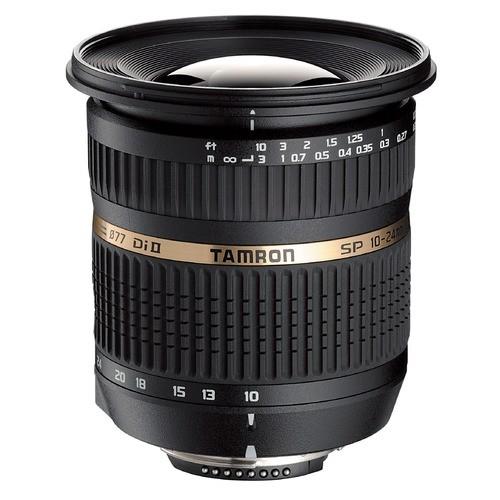 Obiettivo Tamron SP AF 10-24mm f/3.5-4.5 Di II LD [IF] (Nikon)