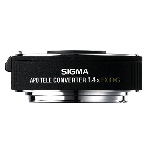 Sigma APO 1.4X EX DG Teleconverter (Nikon)