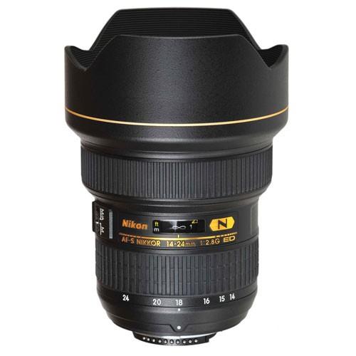 Obiettivo Nikon Nikkor AF-S 14-24mm f/2.8G ED