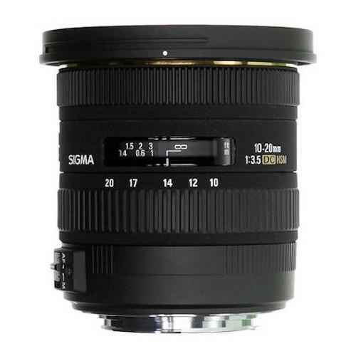 Obiettivo Sigma 10-20mm f/3.5 EX DC HSM (Canon)