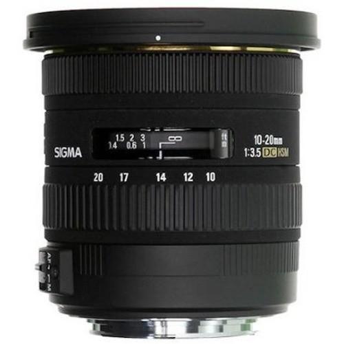 Obiettivo Sigma 10-20mm f/3.5 EX DC HSM (Nikon)