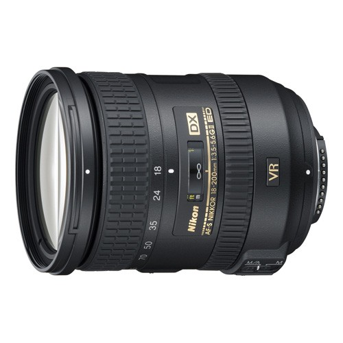 Obiettivo Nikon Nikkor AF-S DX 18-200mm f/3.5-5.6G ED VR II